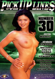 Pick-up lines #30 DVD Cover