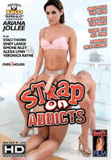 Strap On Addicts Dvd Cover