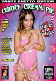 Curry Cream Pie #03 DVD Cover