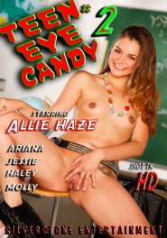 Teen Eye Candy #02 DVD Cover