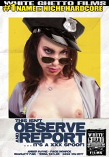This Isn't Observe And Report - It's A XXX Spoof!