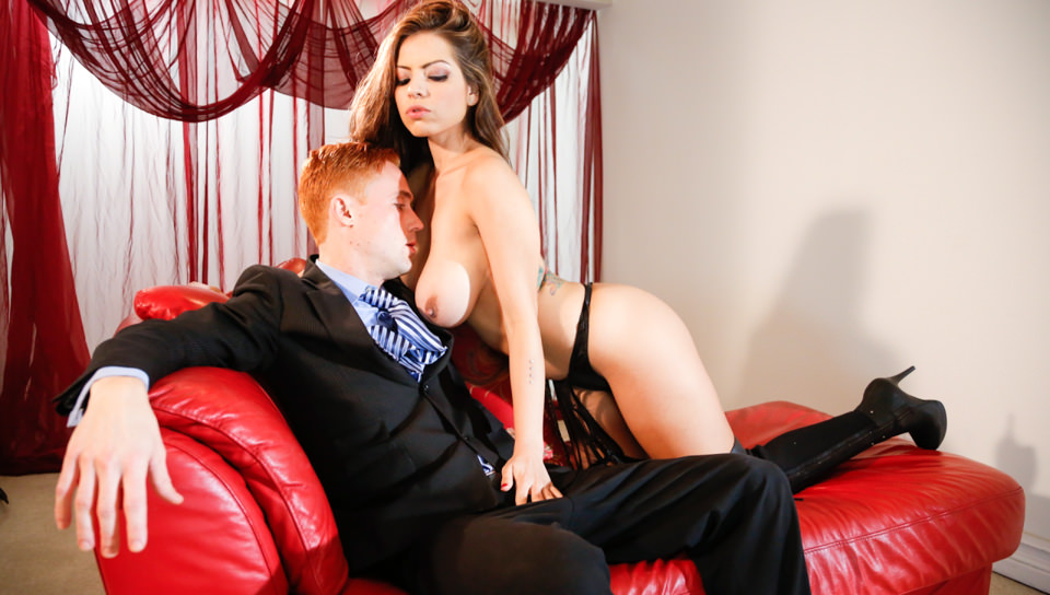 MHM-The Stripper-Yurizan Beltran, Richie Calhoun