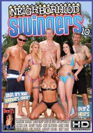 Neighborhood Swingers #10 Dvd Cover