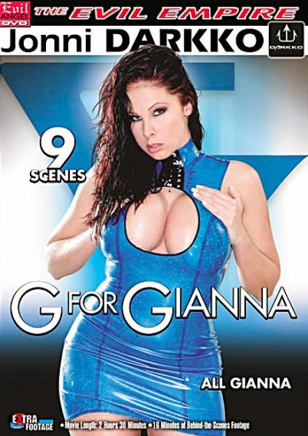 G For Gianna Dvd Cover