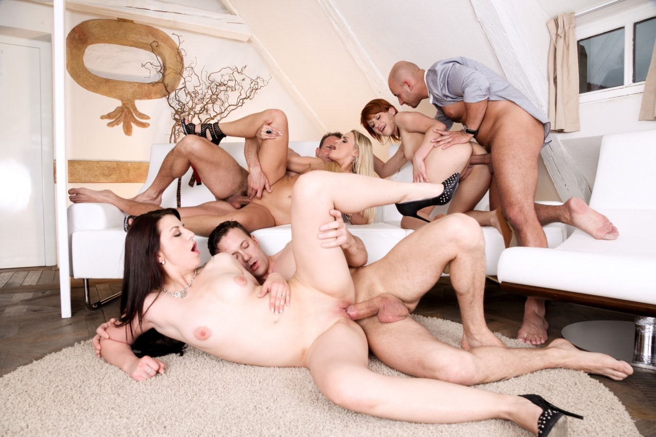 Group fuck galleries