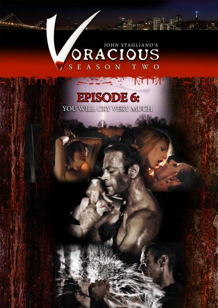 mira, rocco siffredi, samantha bentley - voracious - season 2 episode 6 - you will cry very much