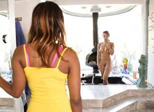 Lesbian Beauties #11 - All Black, Scene #03