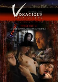 Voracious - Season 02 Episode 07 DVD Cover