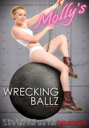 Molly's - Wrecking Ballz DVD Cover