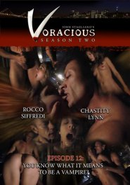 Voracious - Season 02 Episode 12 DVD Cover