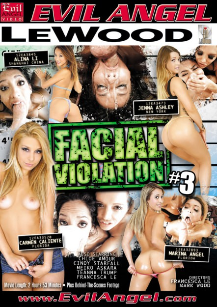 Facial Vi0lation #03