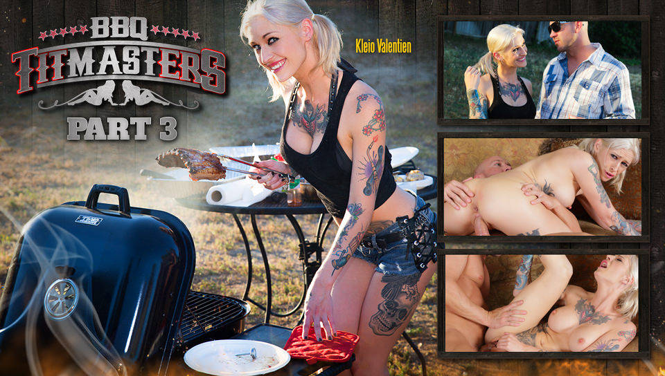 BBQ Titmasters Part 3 - Kleio Valentien's Southern Hospitality