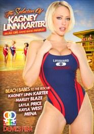 The Seduction Of Kagney Linn Karter Dvd Cover