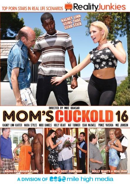 Mom's Cuckold #16 Dvd Cover