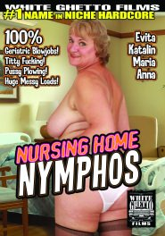 Nursing Home Nymphos DVD Cover