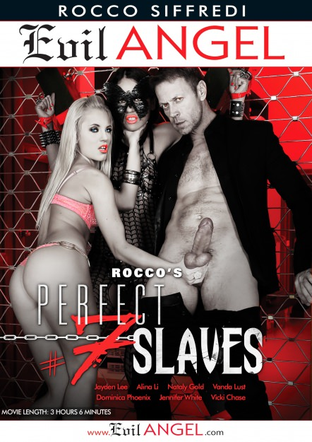 DVD FULL Rocco's Perfect Slaves #07