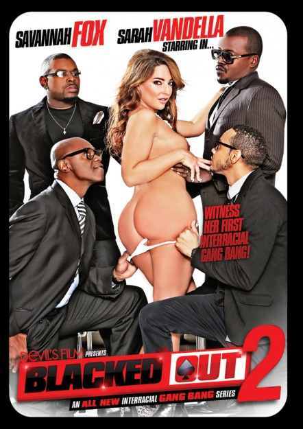 Blacked Out #02 Dvd Cover