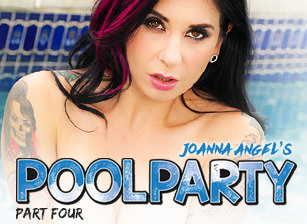 Joanna Angel's Pool Party - Part 4