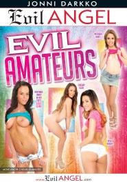 Evil Amateurs DVD Cover