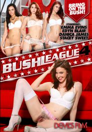 Bush League #04 DVD Cover