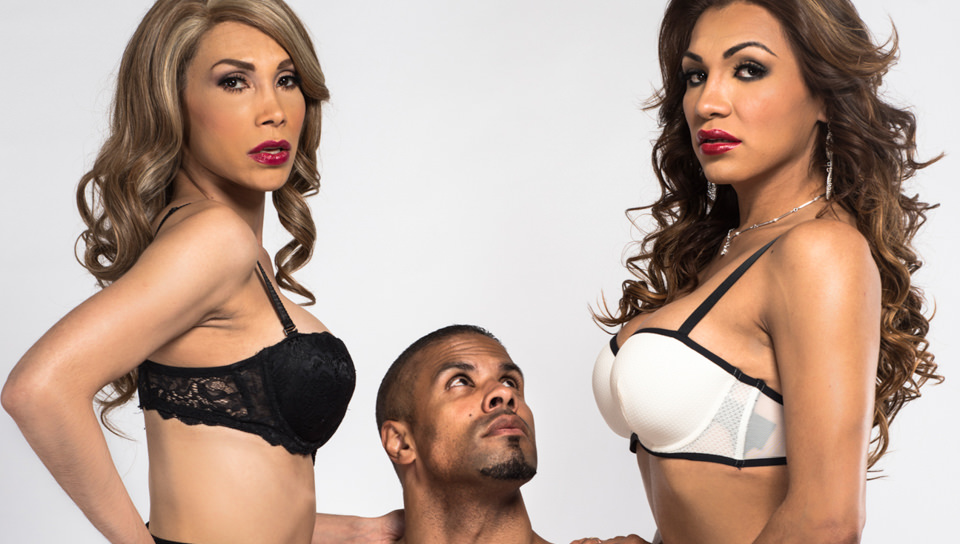 TS Girls On Top – Robert Axel, Jessy Dubai, Sunday Valentina