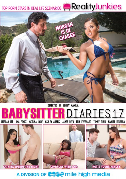 Babysitter Diaries #17 Dvd Cover
