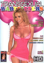Transsexual Babysitters #07 Dvd Cover