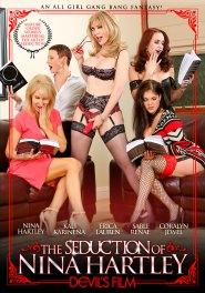 Seduction of Nina Hartley Dvd Cover