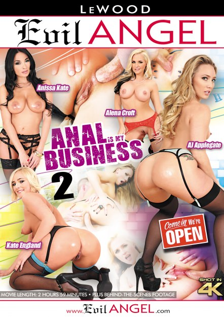Anal Is My Business #02