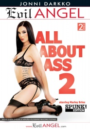 All About Ass #02 DVD Cover