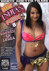 Hot Indian Pussy #08 Dvd Cover