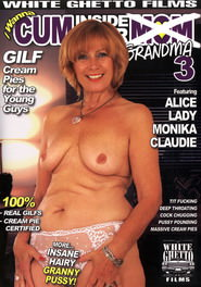 I Wanna Cum Inside Your Grandma #03 DVD Cover