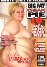 Big Fat Cream Pie #10 Dvd Cover