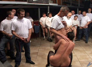 50 Man Grandma Slam, Scene #2