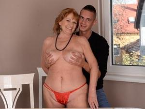 Granny sally porn