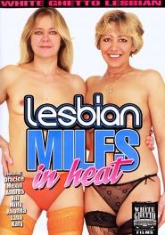 Lesbian MILFS In Heat DVD Cover