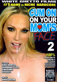 I Wanna Cum On Your Mom's Face #02 DVD Cover