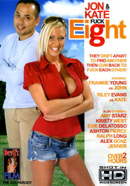 Jon And Kate Fuck Eight DVD Cover
