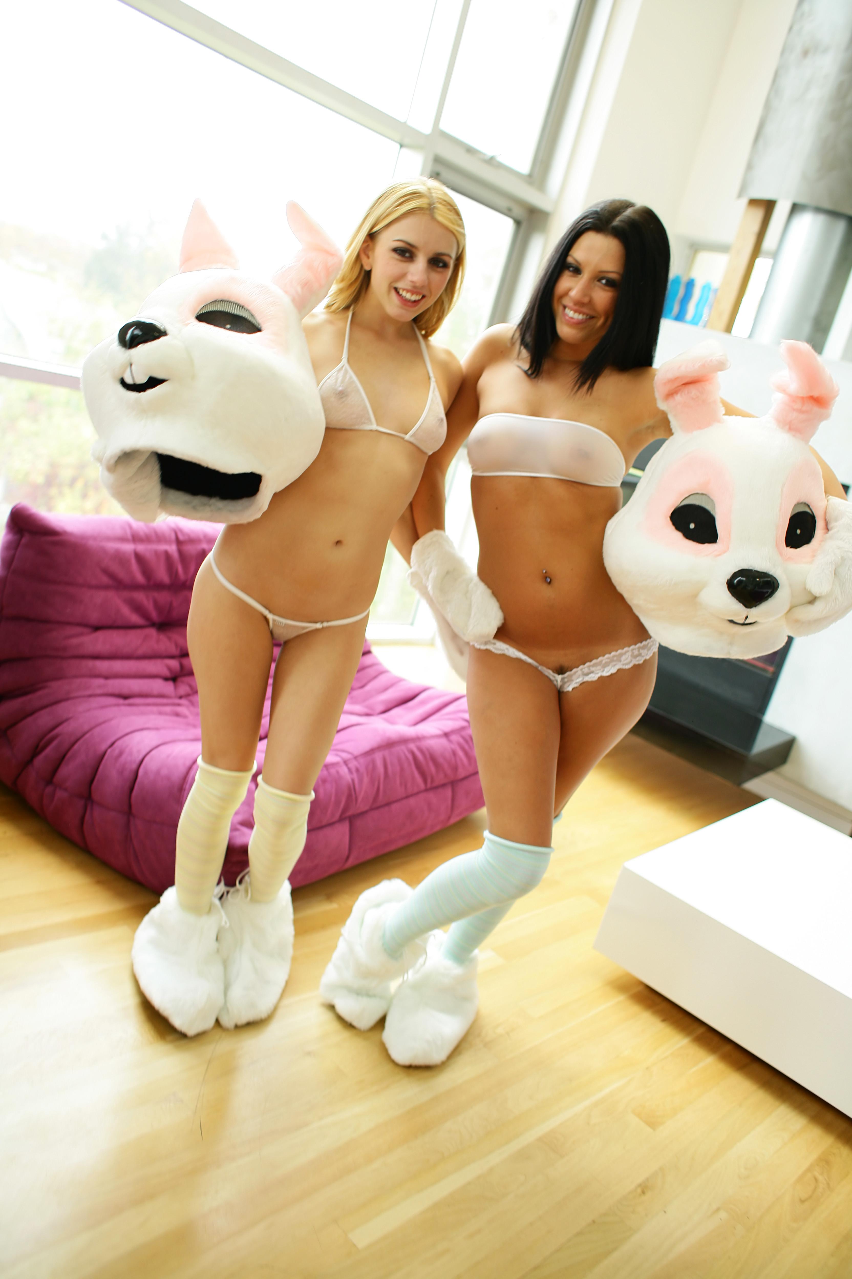 Horny teen slut girls