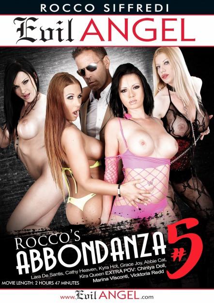 Rocco's Abbondanza #05 Dvd Cover