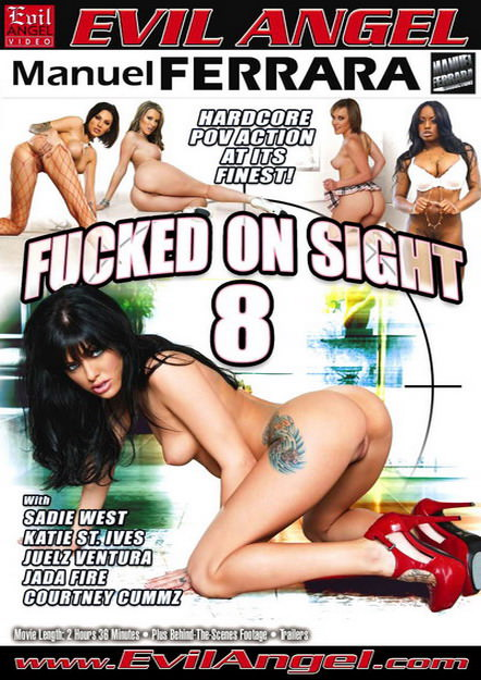 Fucked On Sight #08 Dvd Cover