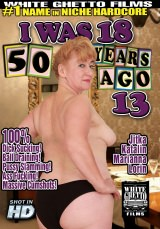 I Was 18 50 Years Ago #13 Dvd Cover