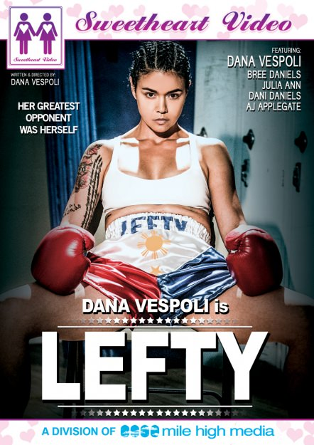 Lefty Dvd Cover