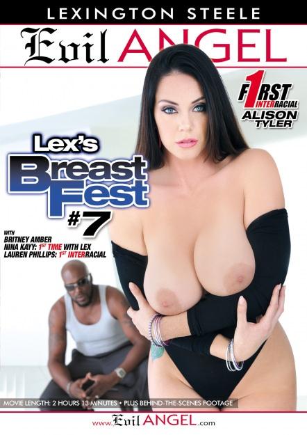 Lex's Breast Fest #07 Dvd Cover