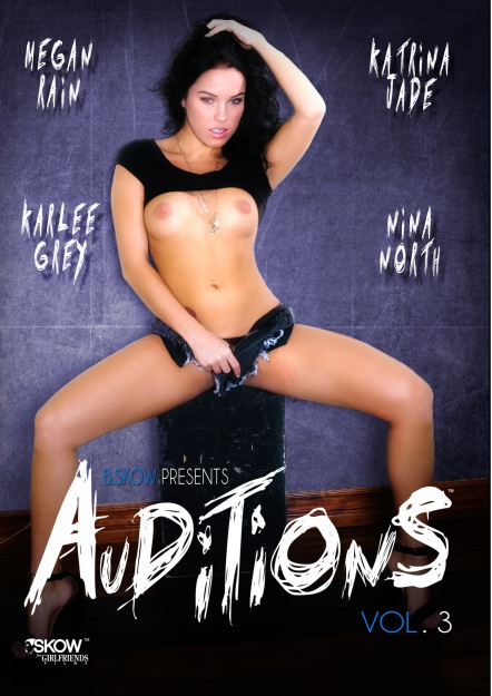 Auditions #03 Dvd Cover