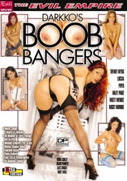 Boob Bangers #01 DVD Cover