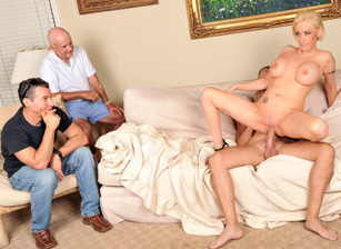 Lifestyles Of The Cuckolded #09, Scene #01