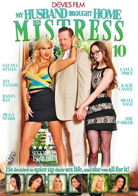 My Husband Brought Home His Mistress #10 Dvd Cover