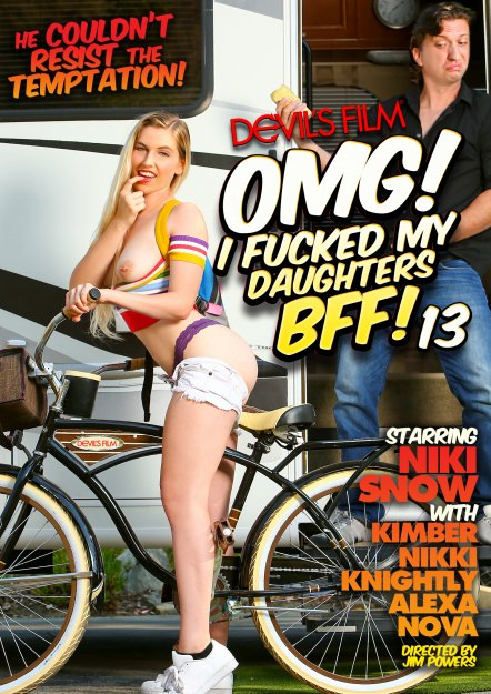 OMG I Fucked My Daughter's BFF #13 Dvd Cover