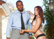 My New Black Stepdaddy #21, Scene #01
